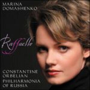 CD Raffaello di Anton Stepanovich Arensky
