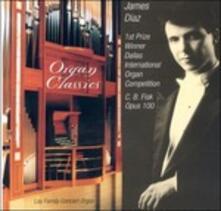 Organ Classics - CD Audio