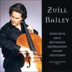 Debut Recording - CD Audio di Zuill Bailey