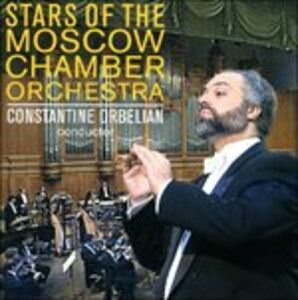 Foto Cover di Opere Orchestrali, CD di Constantine Orbelian, prodotto da Delos
