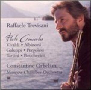 CD Concerti italiani per flauto