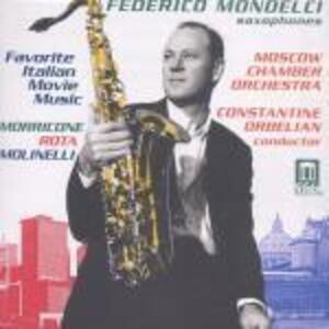 Musiche da Film (Colonna Sonora) - CD Audio di Federico Mondelci