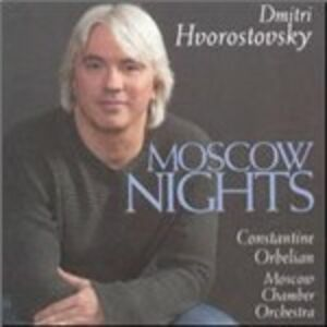 CD Moscow Nights