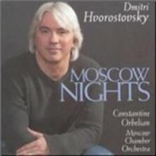 Moscow Nights - CD Audio di Dmitri Hvorostovsky