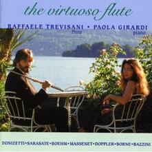 The Virtuoso Flute - CD Audio di Raffaele Trevisani,Paola Girardi