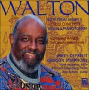 Enrico V - CD Audio di William Walton
