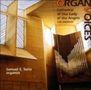 CD Organ Voices - Musica per Organo