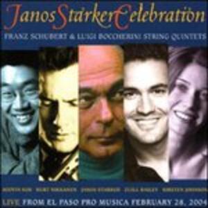 Quintetti per archi - CD Audio di Luigi Boccherini,Franz Schubert