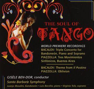 CD Concerto per soprano, bandoneon e orchestra - Tema da Il postino di Luis Bacalov