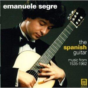 La chitarra spagnola 1535-1962 - CD Audio