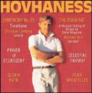 CD A Collection di Alan Hovhaness