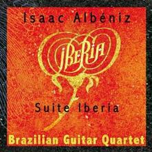 Iberia (Arrangiamento per 4 chitarre) - CD Audio di Isaac Albéniz