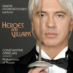CD Heroes and Villains