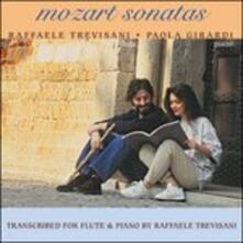 Sonate per Flauto K.296, 301, 376, 379 (Arr. di Raffaele Trevisani) - CD Audio di Wolfgang Amadeus Mozart,Raffaele Trevisani