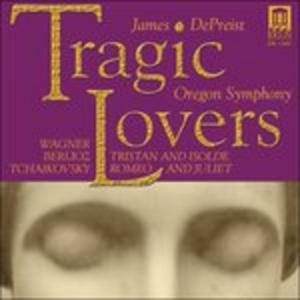 CD Tragic Lovers - Tristano e Isotta, Preludio di Richard Wagner