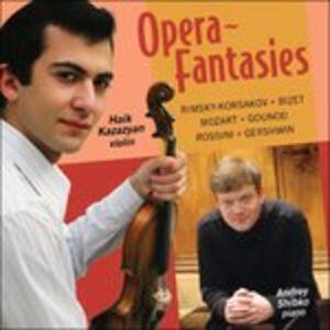 CD Opera Fantasies