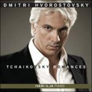 CD Tchaikovsky Romances di Pyotr Il'yich Tchaikovsky
