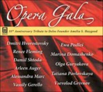 Opera Gala - 35th Anniversary - CD Audio