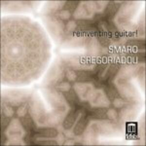 Reinventing Guitar! - CD Audio