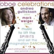 Oboe Celebrations - CD Audio