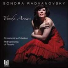 Arie D'opera - CD Audio di Giuseppe Verdi