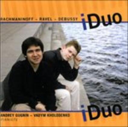 Iduo - Sei Duetti Op.11 - CD Audio di Sergej Vasilevich Rachmaninov