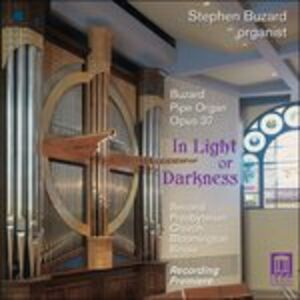 CD In Light or Darkness - Musica per Organo