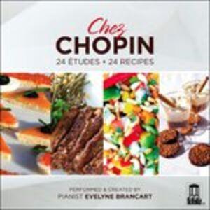 CD Chez Chopin.24 Etudes, 24 di Fryderyk Franciszek Chopin
