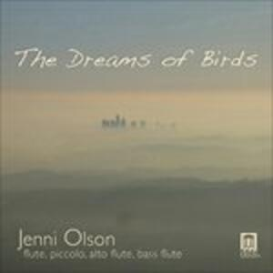 The Dreams of Birds - Musica da Camera con Flauto - CD Audio