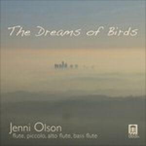 CD The Dreams of Birds - Musica da Camera con Flauto