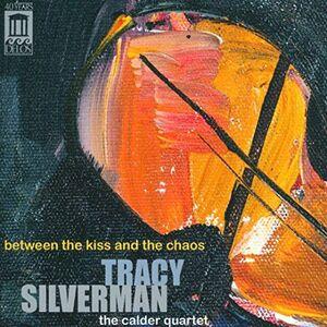 Foto Cover di Kiss and Chaos, CD di Silverman, prodotto da Delos