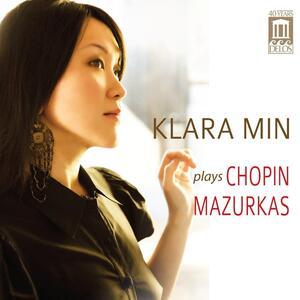 Plays Chopin-Mazurkas - CD Audio di Fryderyk Franciszek Chopin,Klara Min