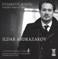 Power Players. Russian.. - CD Audio