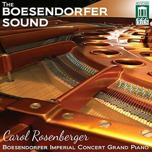 Boesendorfer Sound - CD Audio