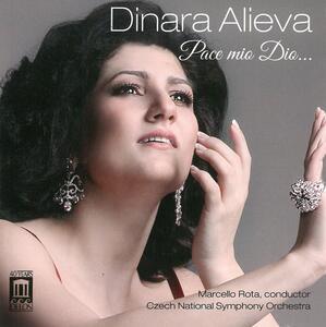 Pace, Mio Dio - CD Audio di Dinara Alieva