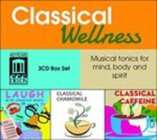 Classical Wellness - CD Audio