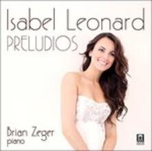 Preludios (Spanish Folk Lullaby) - CD Audio