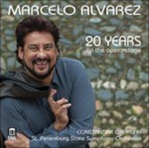 CD 20 Years - Marcello Alvarez