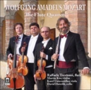 Quartetti per Flauto e Archi - CD Audio di Wolfgang Amadeus Mozart