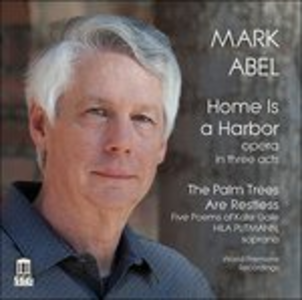 CD Home Is a Harbour - The Palm Trees Are Restless di Mark Abel