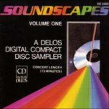 Soundscapes vol.1 - a Delos Digital Compact Disc Sampler - CD Audio