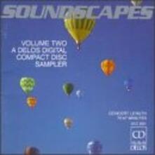 Delos Sampler No. 2 - CD Audio di Soundscapes