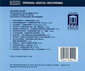 CD Symphonic Sound Stage vol.2  1