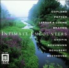 Intimate Encounters - CD Audio