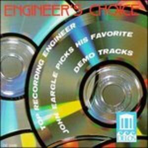 Engineer's Choice - Disco Dimostrativo X Taratura Hi fi - CD Audio