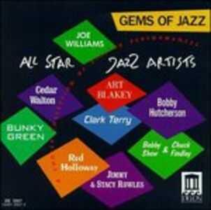 CD Gems of Jazz - All-Star Jazz Artists