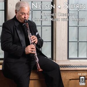Concerto per clarinetto op.57 - CD Audio di David Shifrin