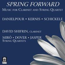 Spring Forward - CD Audio