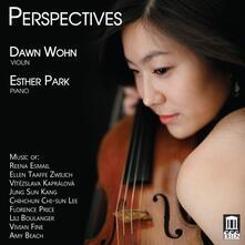 Perspectives - CD Audio di Dawn Wohn
