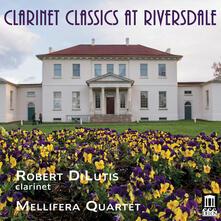 Clarinet Classics At Riversdale - CD Audio